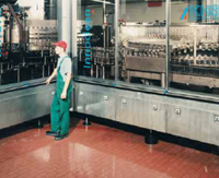 Tiling in the Food processing and beverages sector